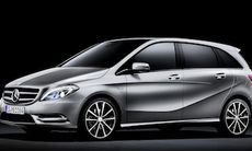 Nya Mercedes B-klass – tekniskt storkliv