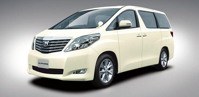 Toyota Alphard 3.5 (2011-)