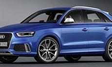 Audi RS Q3 – äntligen officiell