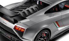 Lamborghini Gallardo Squadra Corse – ny men ändå inte