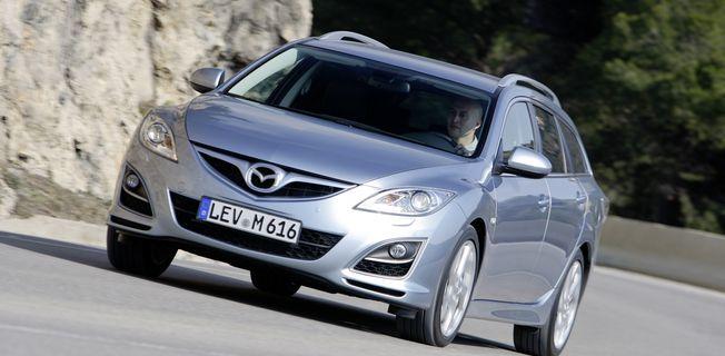 Mazda 6 Kombi 1.8 MZR (2011-)
