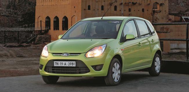 Ford Figo 1.4D (2011-)