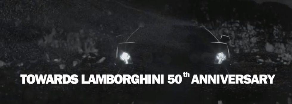 Lamborghini 50th Aventador 750 hp Gallardo