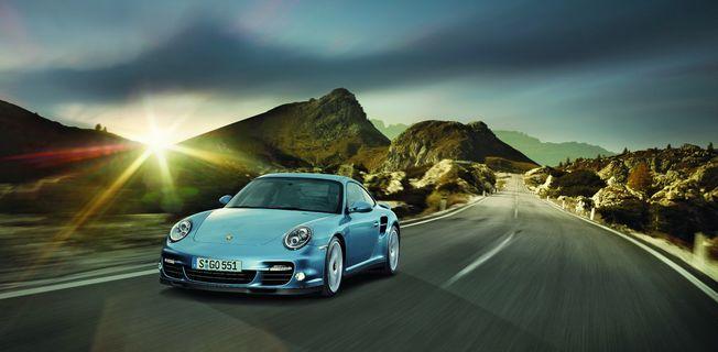 Porsche 911 Turbo (2011-)