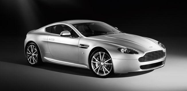 Aston Martin V8 Vantage (2011-)
