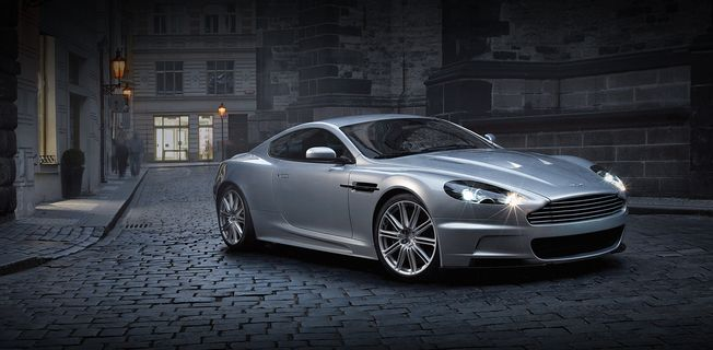 Aston Martin DBS (2011-)