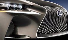 Nya Lexus IS närmar sig