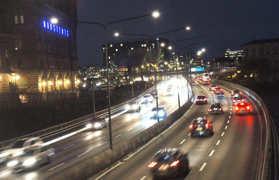 Langt till halvering av dodstal i trafiken