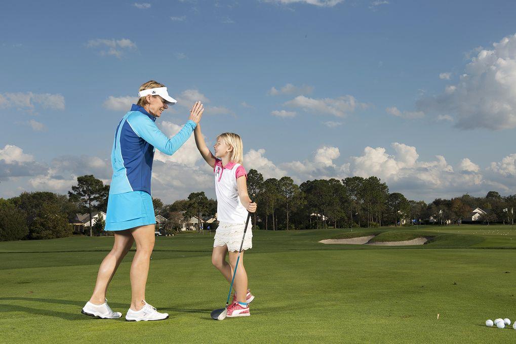 Golf ar helt enkelt bast