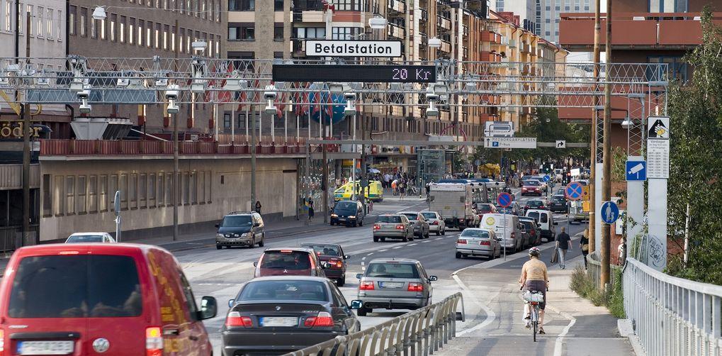Minskad trafik efter skattehojning
