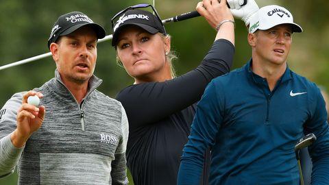 Golf vinnare