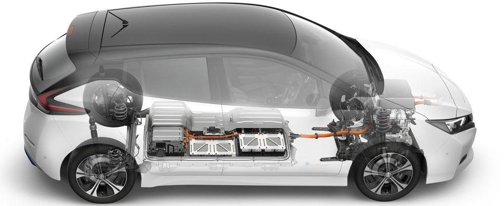 Nissan storsatsar pa elbilar 2010