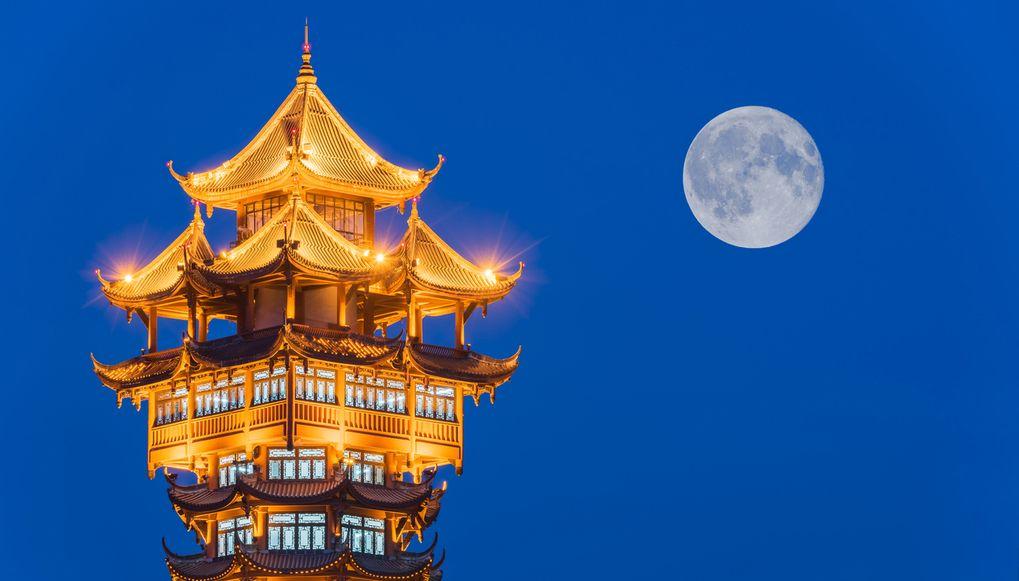 Kina kritiserar kalle anka