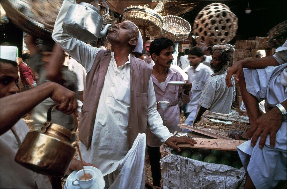Etniska kravaller i osttimor
