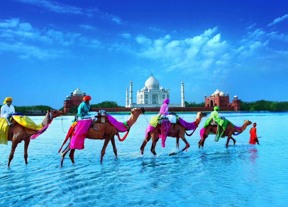 resa till indien