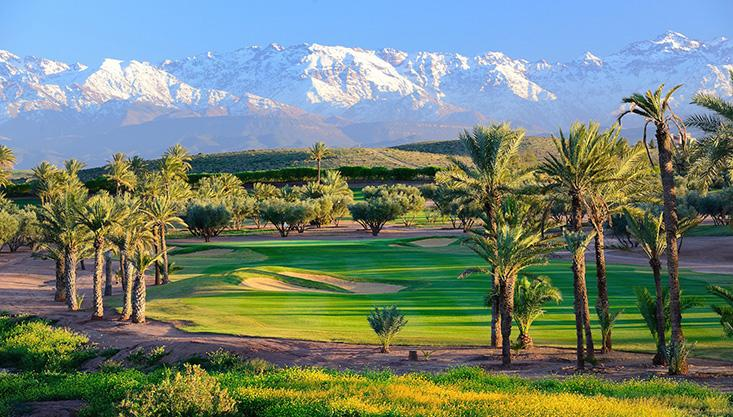 Andra riader borgar och udda hotell i marocko