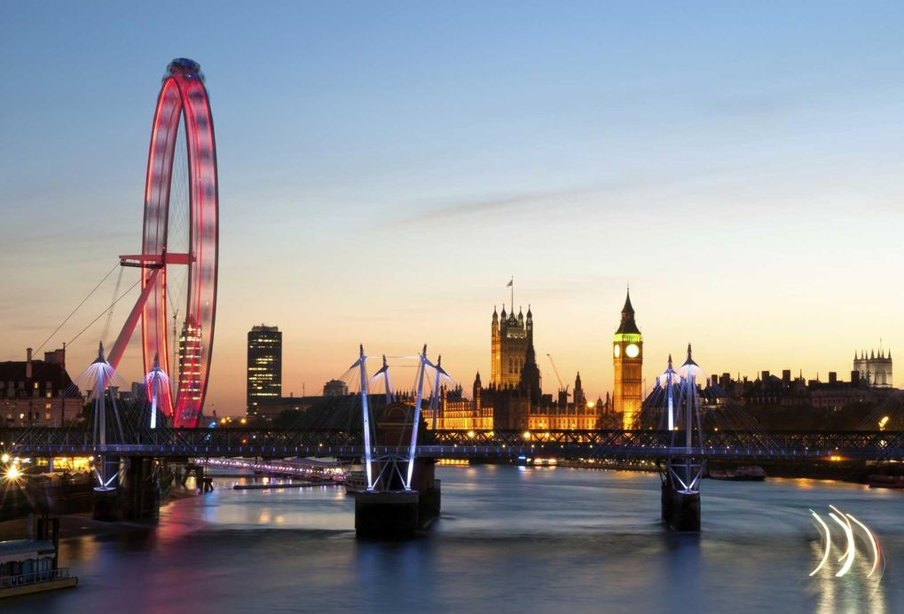 vad kan man göra i london