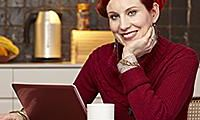Linda skugge tar betalt for ny blogg