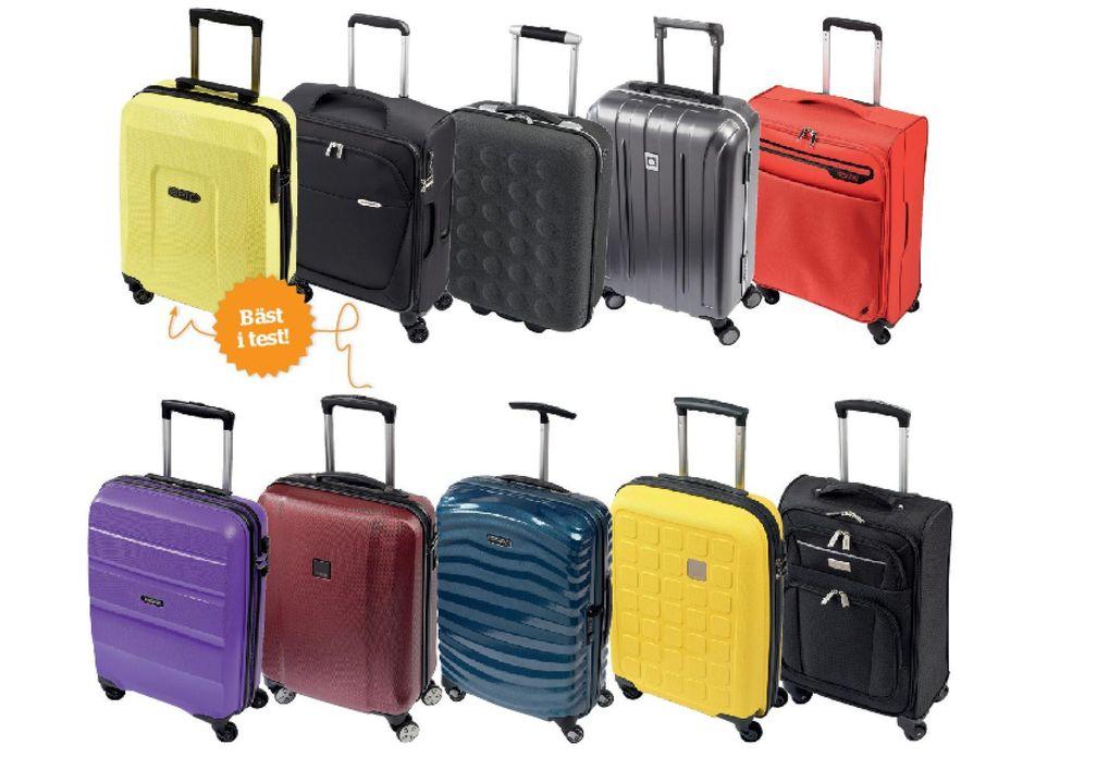 billiga resväskor coop