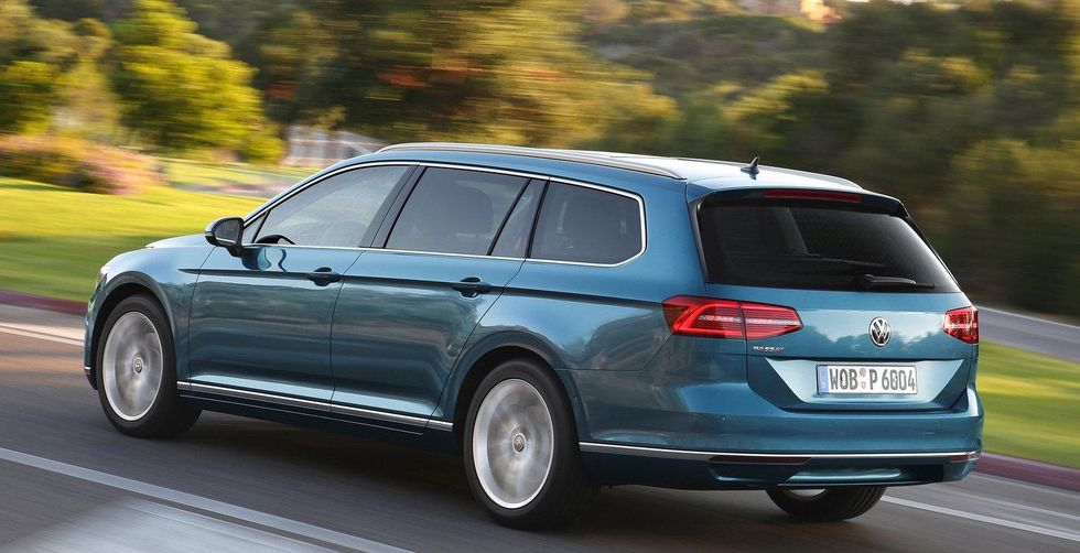 Volkswagen har stulit stoldskydd