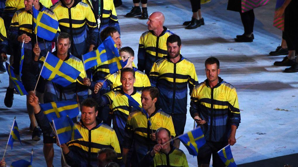 Svenskar i os torsdag 14 augusti