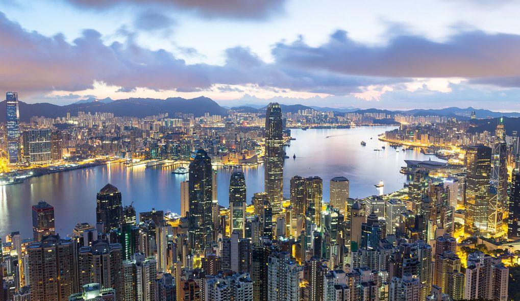 Hong Kong Vagabond