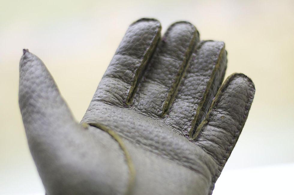 En handske att ta upp