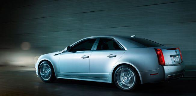 Cadillac CTS 3.0 (2011-)