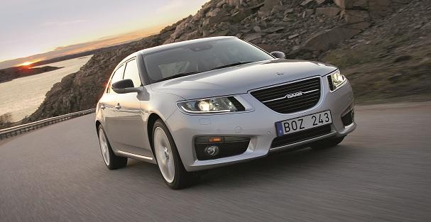 SAAB 9-5 2.8 V6 XWD (2011-)