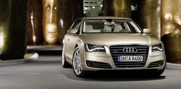 Audi A8 3.0 TFSI Quattro (2011-)