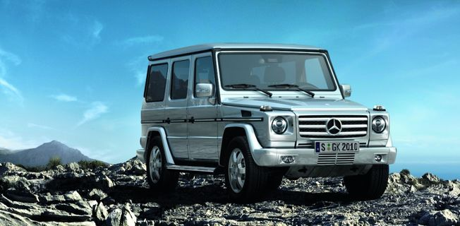 Mercedes-Benz G 500 (2011-)