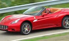 Ferrari California uppgraderad – nu med film