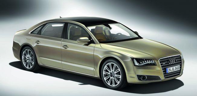 Audi A8 L 3.0 TDI Quattro (2011-)