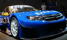 STCC: Dacia först med att visa årets bil