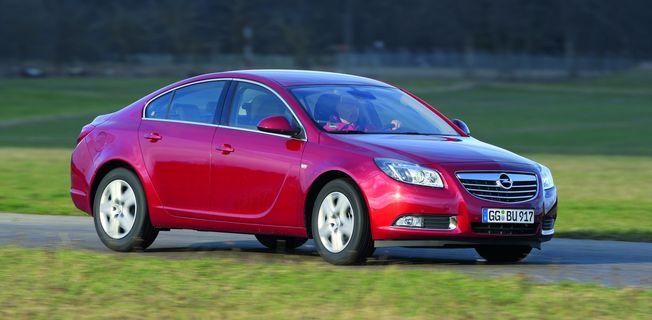 Opel Insignia 2.0 CDTi 4x4 (2011-)