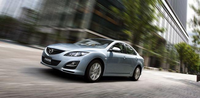 Mazda 6 2.2 MZR-CD (2011-)