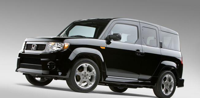 Honda Element 2.4 (2011-)