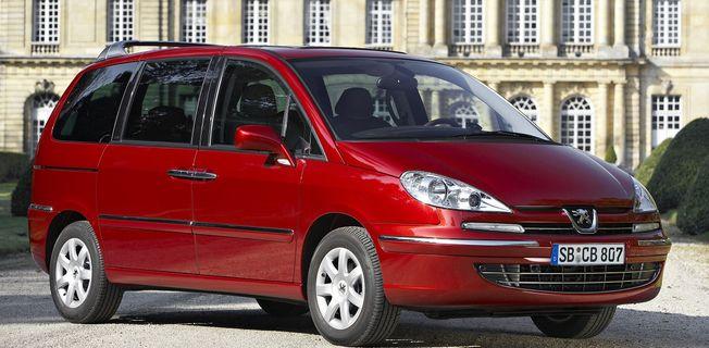 Peugeot 807 HDi FAP 165 (2011-)
