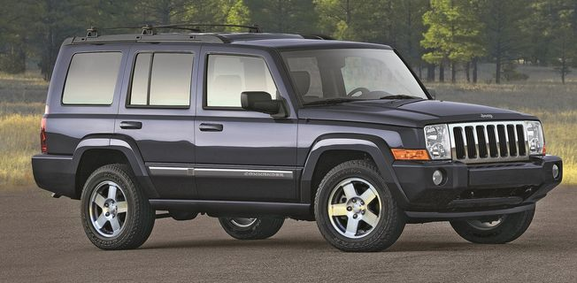 JEEP Commander 4.7 (2011-)