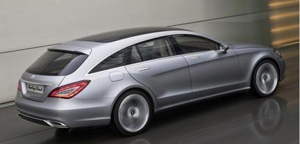 Mercedes gav CLS Shooting Break grönt ljus redan förra året, och förmodligen får vi se den produktionsfärdiga versionen redan i år.