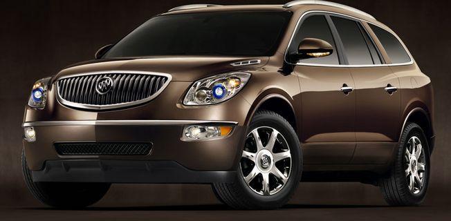 Buick Enclave 3.6 (2011-)