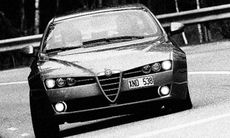 Alfa 159: Nöjda ägare