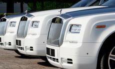 Rolls-Royce firar OS med specialmodell