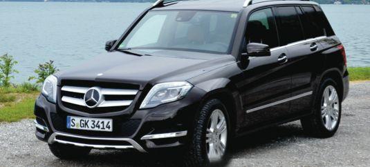 PROV: Mercedes GLK - i bättre form än någonsin
