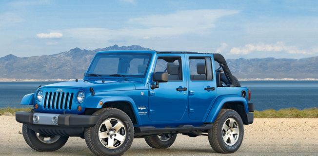 JEEP Wrangler Unlimited 3.8 (2011-)