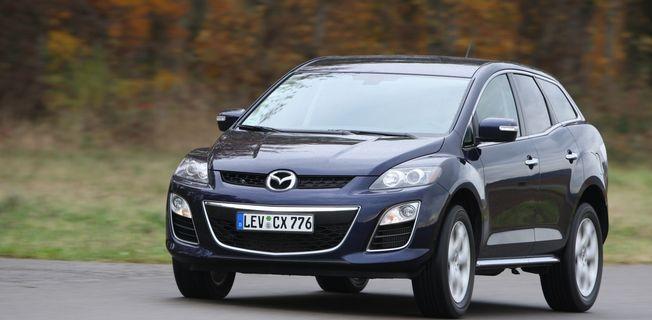 Mazda CX-7 2.2 MZR-CD (2011-)