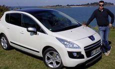 PROVKÖRD: Peugeot 3008 Hybrid4
