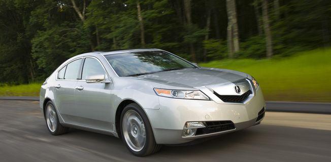 Honda TL 3.5 (2011-)