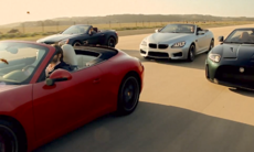 Film: BMW M6 mot supercabbarna