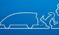 Linus på linjen gillar Ford C-Max – men inte Prius
